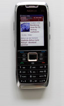 Mobile Usability-Test mit Feature Phone